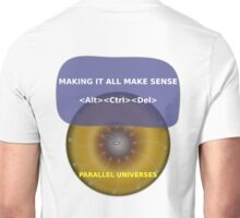Parallel Universes - MS Unisex T-Shirt
