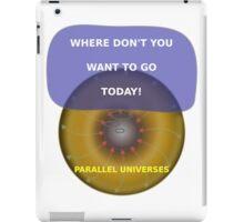 Parallel Universes - MS3 iPad Case/Skin