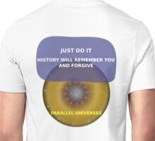 Parallel Universes - Nike Unisex T-Shirt