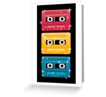 Mixtapes Greeting Card