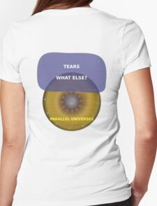 Parallel Universes - Sears Womens Fitted T-Shirt