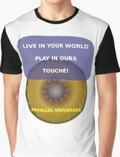 Parallel Universes - Sony Graphic T-Shirt