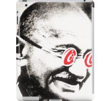 GANDHI  ADVERTISING   iPad Case/Skin