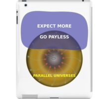 Parallel Universes - Target iPad Case/Skin