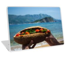 Huge Sandwich for Big Hunger - Product Photography Laptop Skin