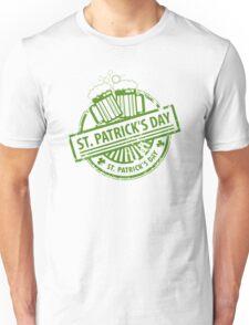 happy st patricks day Unisex T-Shirt