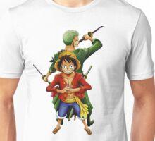 ONE PIECE - ZORO AND LUFFY Unisex T-Shirt