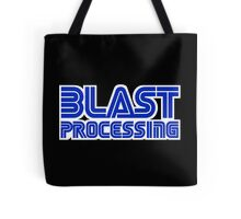 Blast Processing Tote Bag
