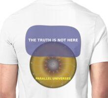 Parallel Universes - The X Files Unisex T-Shirt