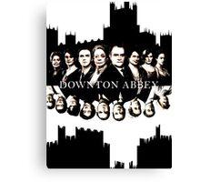 Downton Abbey Canvas Print