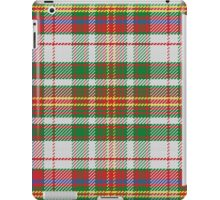 Pattern Scottish tartan iPad Case/Skin