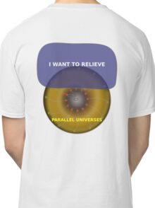 Parallel Universes - The X Files 2 Classic T-Shirt