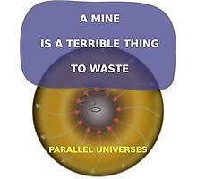 Parallel Universes - United Negro College Fund Photographic Print