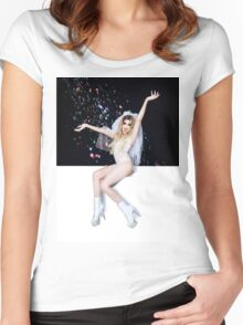 Adore Delano  Women's Fitted Scoop T-Shirt