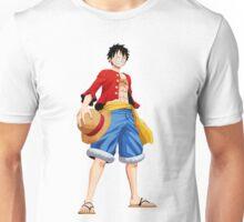 ONE PIECE - CAPTAIN LUFFY Unisex T-Shirt