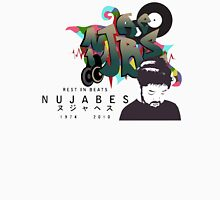 Nujabes Graffiti Custom Design Unisex T-Shirt