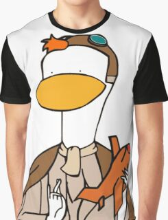 Launchpad Is My Co-Pilot Graphic T-Shirt