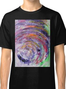 It is an ill wind that blows nobody good - Original Wall Modern Abstract Art Painting Original mixed media Classic T-Shirt