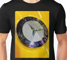 Mercedes-Benz Three Pointed Star on a 2016 GTS Unisex T-Shirt