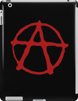 Anarchy in red. by brett66