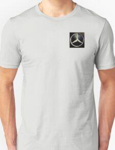 Mercedes-Benz Three Pointed Star Unisex T-Shirt