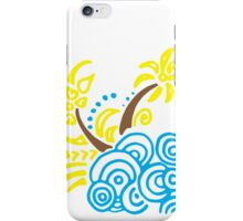Ocean park iPhone Case/Skin