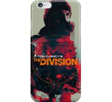 Tom Clancy The Division iPhone Case/Skin