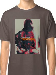 Tom Clancy The Division Classic T-Shirt