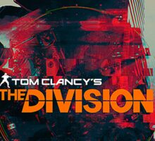 Tom Clancy The Division Sticker