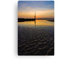 Will Always Be There Canvas Print