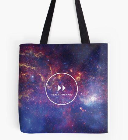 Flash Forward Logo Tote Bag
