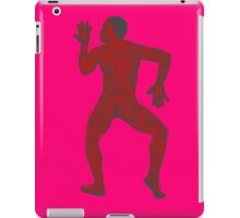 DAB HARING - RED iPad Case/Skin