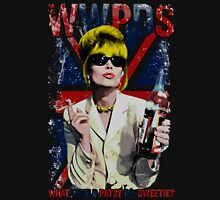 What Would Patsy Do, Sweetie? - Black Unisex T-Shirt