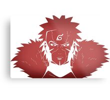 2nd Hokage Metal Print