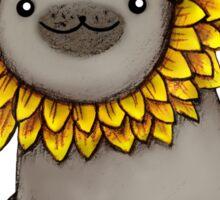 Pugflower Sticker
