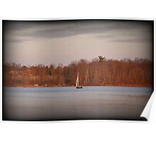 Color Sail Poster