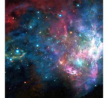Galaxy Space Nebula Stars Print Photographic Print