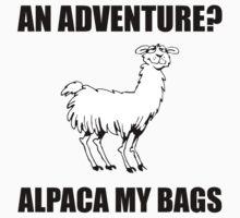 Alpaca My Bags Kids Tee