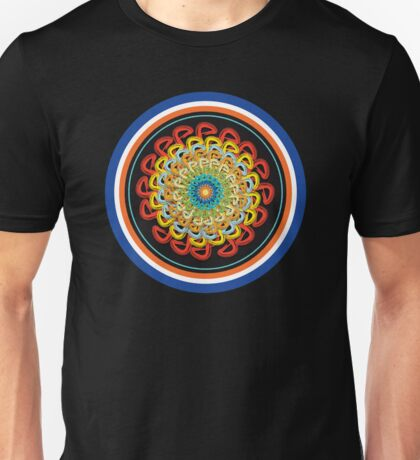 Infinite Path Martial Arts Mandala 2 Unisex T-Shirt