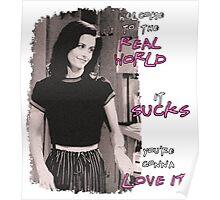 Friends --- Monica Poster