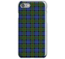 Clan Colquhoun Tartan iPhone Case/Skin