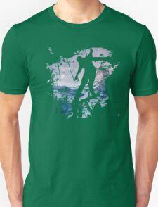Snowboard & Mountain Unisex T-Shirt