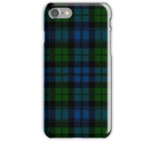 Clan Campbell Tartan iPhone Case/Skin