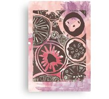 fruit Slices Canvas Print