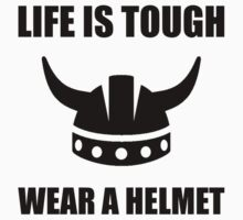 Viking Helmet Kids Tee