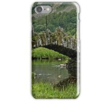 Slater's Bridge, Little Langdale iPhone Case/Skin
