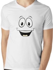Yes Man  Mens V-Neck T-Shirt