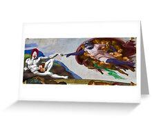 Grimace 16th Chapel Art Greeting Card