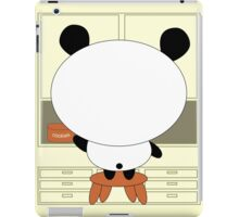 Motivational panda iPad Case/Skin