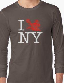 I Crank NY Long Sleeve T-Shirt
